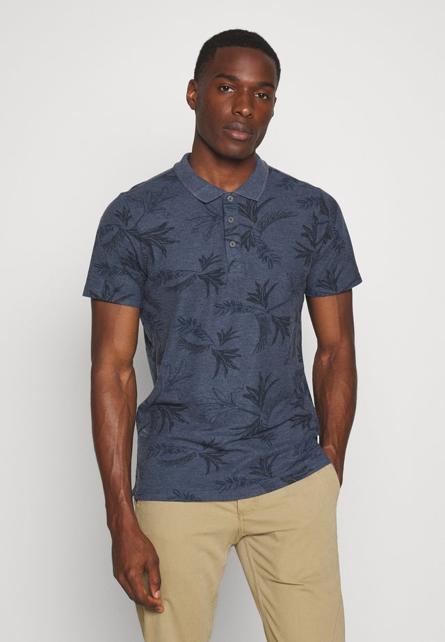 REGAN - Poloshirt - navy