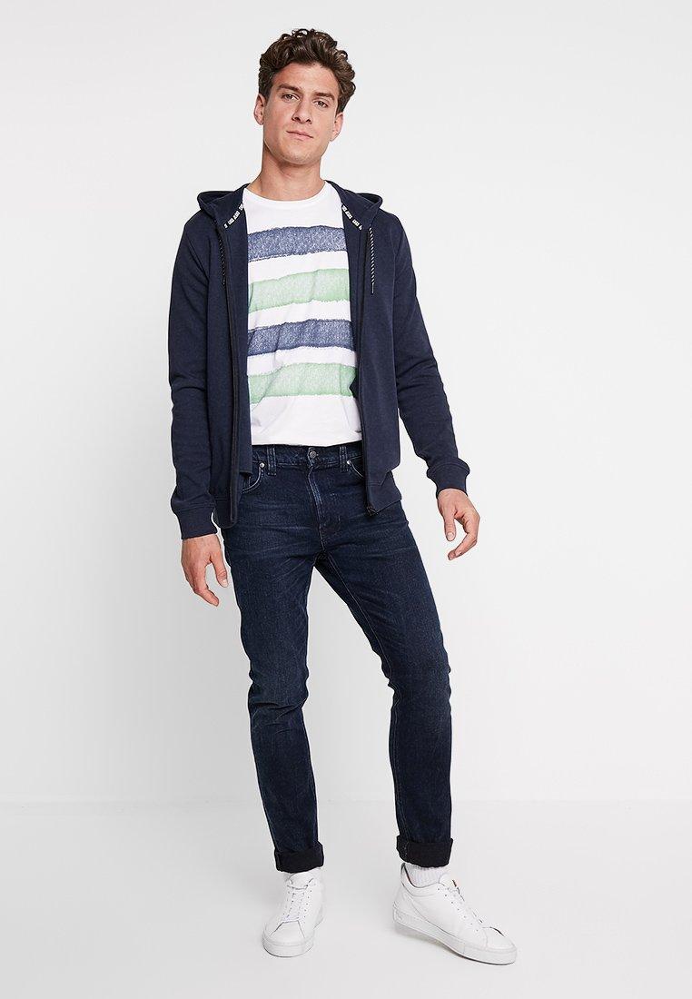 Cars Jeans ISCAR - Felpa aperta - navy