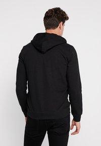 Cars Jeans - ISCAR - Sudadera con cremallera - black - 2