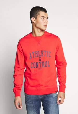 CONTROL - Mikina - red