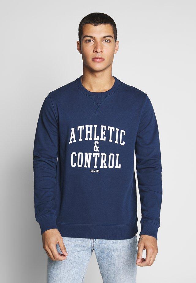 CONTROL - Collegepaita - navy