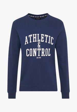 CONTROL - Sweatshirt - navy