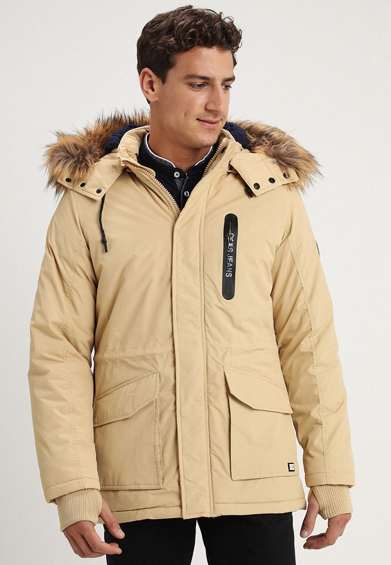 Cars Jeans - CHAMBERS - Parka - beige
