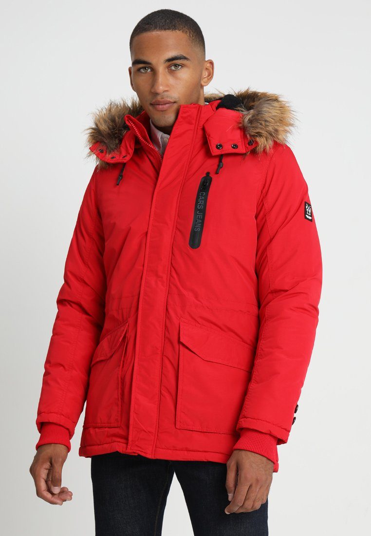 Cars Jeans - CHAMBERS - Parka - red
