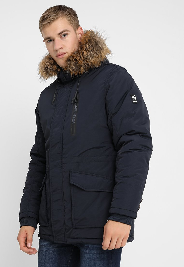 Cars Jeans - CHAMBERS - Parka - navy