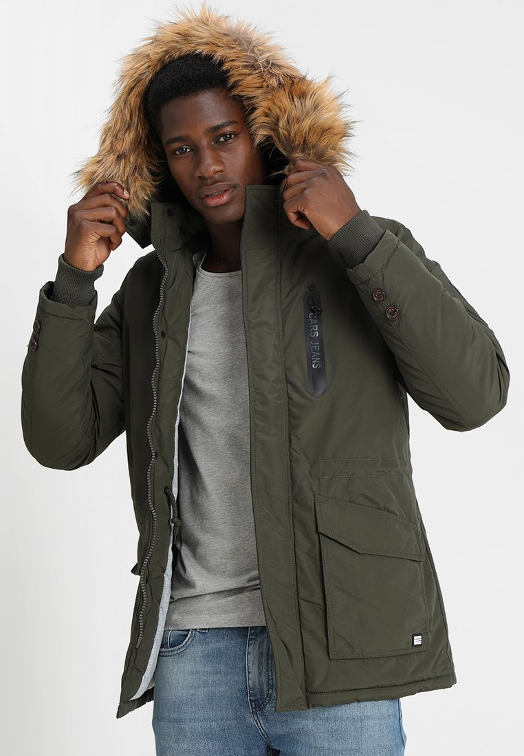 Cars Jeans - CHAMBERS - Parka - dark army