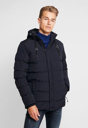 HAMNER - Zimní bunda - navy