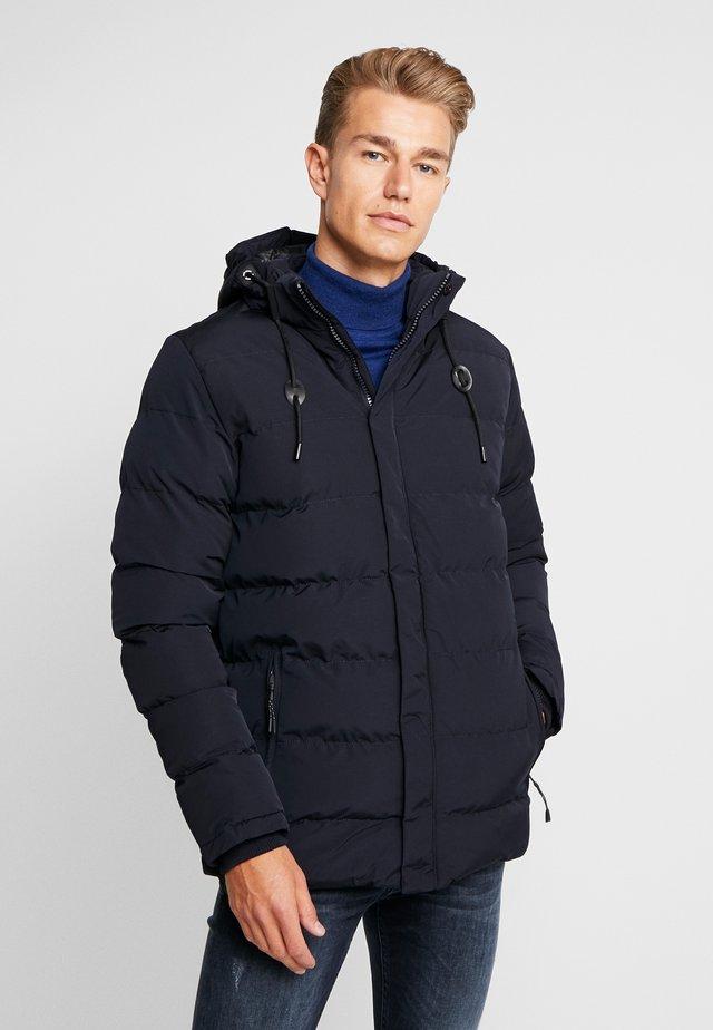 HAMNER - Winter jacket - navy