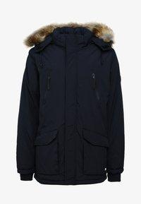 Cars Jeans - DEMSEY TASLON - Zimní kabát - navy - 8