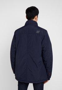 Cars Jeans - DEMSEY TASLON - Zimní kabát - navy - 4