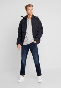 Cars Jeans - BRUTAL - Zimní bunda - navy - 1