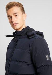 Cars Jeans - BRUTAL - Zimní bunda - navy - 4
