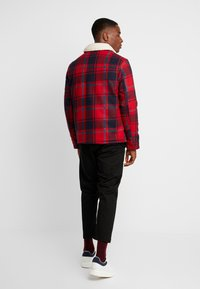 Cars Jeans - CHECK - Giacca invernale - red - 2