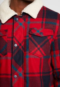 Cars Jeans - CHECK - Giacca invernale - red - 5
