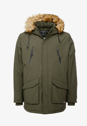 DEMSEY PLUS - Parka - army