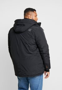Cars Jeans - DEMSEY PLUS - Parka - black - 3