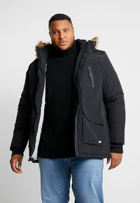 Cars Jeans - DEMSEY PLUS - Parka - black - 0