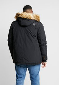 Cars Jeans - DEMSEY PLUS - Parka - black - 2
