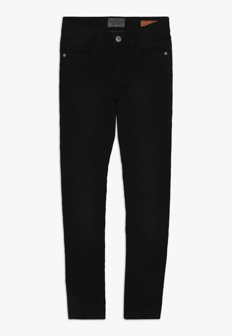 Cars Jeans - KIDS NESLY - Jeans Skinny Fit - black used