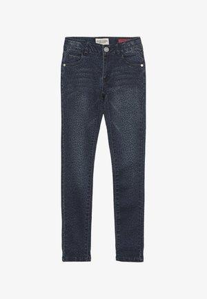 KIDS RAZIA - Jeans Skinny Fit - dark blue denim
