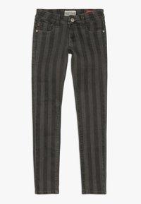 Cars Jeans - KIDS - Skinny džíny - grey used - 0