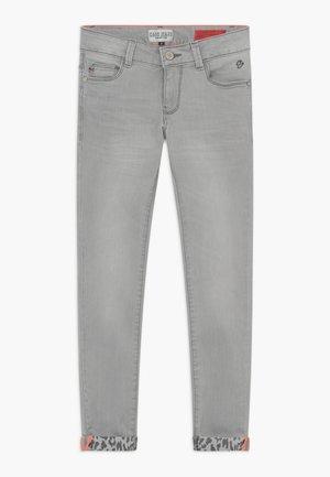 KIDS ROANA - Jeans Skinny Fit - grey denim