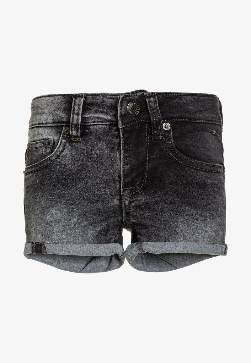 Cars Jeans - APRIL  - Shorts vaqueros - mid grey