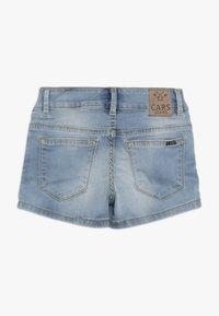 Cars Jeans - APRIL  - Jeans Short / cowboy shorts - stone bleached - 1