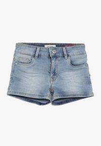 Cars Jeans - APRIL  - Jeans Short / cowboy shorts - stone bleached - 0