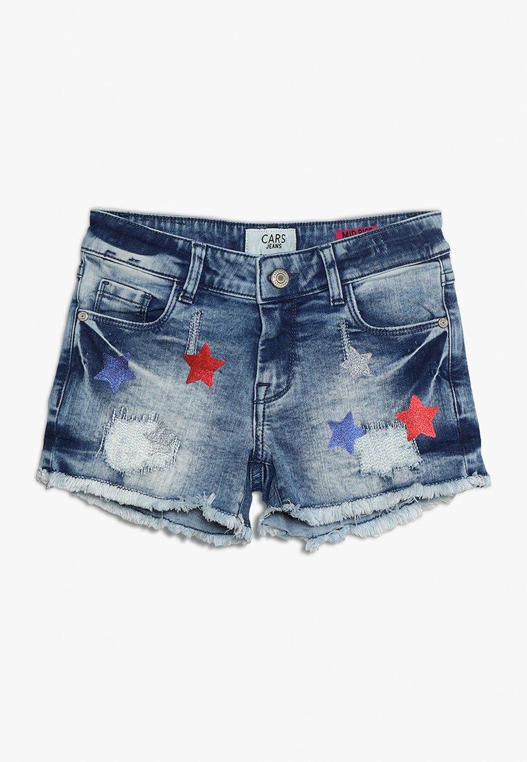 Cars Jeans - KIDS DINAH - Jeans Short / cowboy shorts - blue denim
