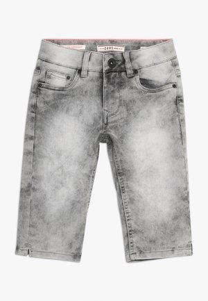 KIDS JULY - Denim shorts - greyused