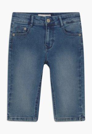 KIDS NITA - Denim shorts - light blue
