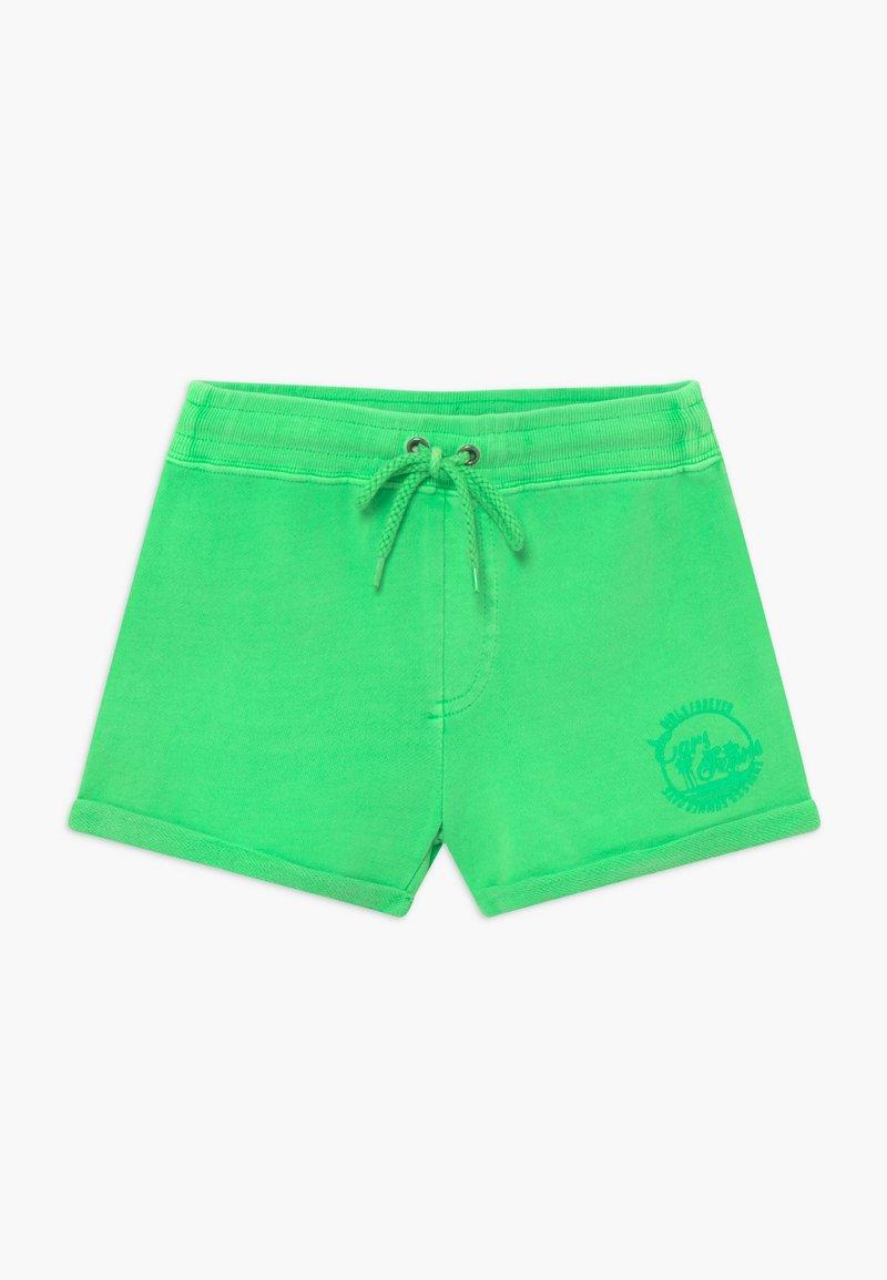 Cars Jeans - KIDS MILTY - Teplákové kalhoty - neon green