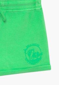 Cars Jeans - KIDS MILTY - Teplákové kalhoty - neon green - 3
