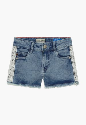KIDS DITA - Short en jean - light blue denim