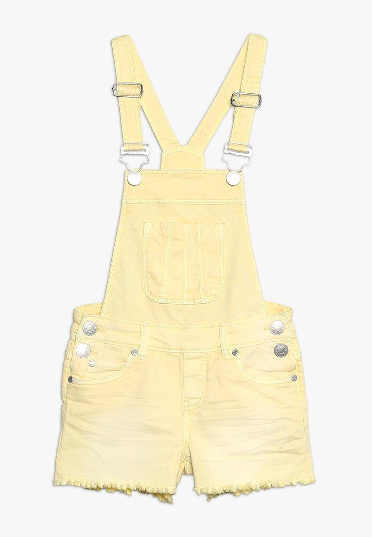 Cars Jeans - KIDS PETTY - Peto - yellow