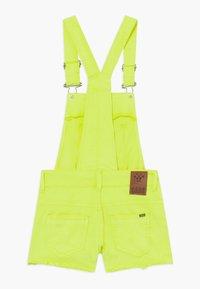 Cars Jeans - KIDS JARA - Denim shorts - yellow - 1