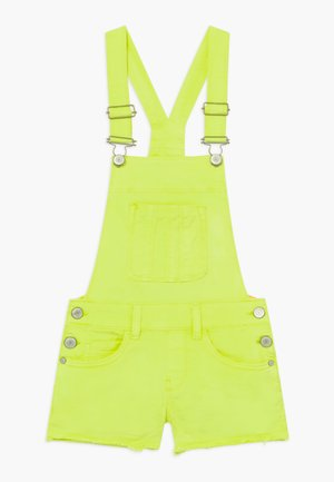 KIDS JARA - Denim shorts - yellow