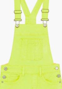 Cars Jeans - KIDS JARA - Denim shorts - yellow - 3