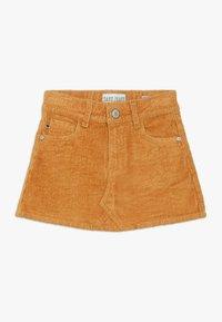 Cars Jeans - KIDS SKIRT - Mini skirt - ocre - 0