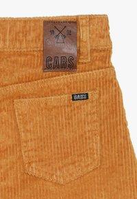 Cars Jeans - KIDS SKIRT - Mini skirt - ocre - 2