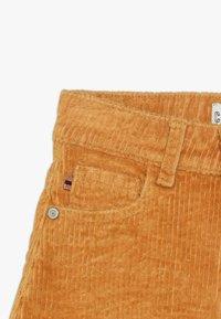Cars Jeans - KIDS SKIRT - Mini skirt - ocre - 4