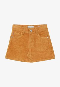 Cars Jeans - KIDS SKIRT - Mini skirt - ocre - 3