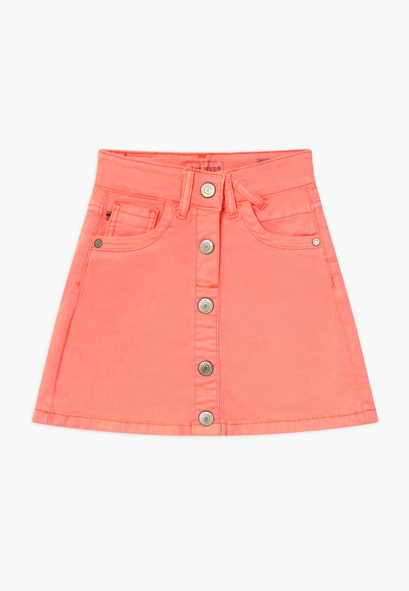 Cars Jeans - KIDS IZARE - A-line skirt - coral