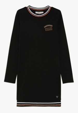 KIDS KARLIES DRESS - Jerseykleid - black
