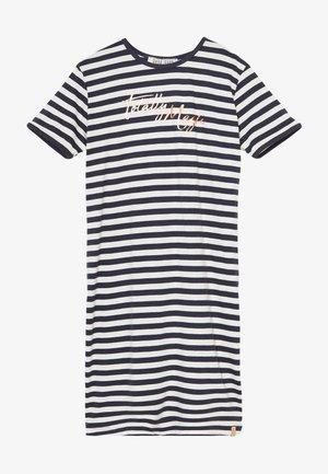 KIDS DENIA DRESS - Jersey dress - ecru