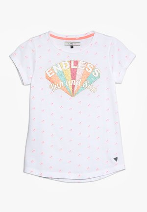WESTLYN - T-shirts print - white