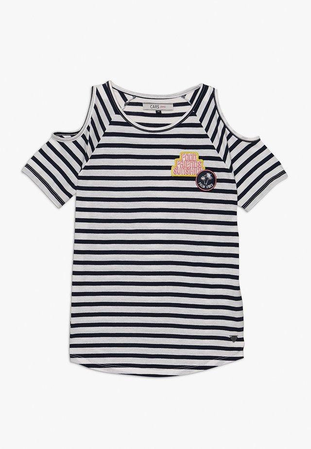 CALLIE - T-Shirt print - off white