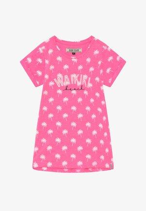 KIDS WAIKI - T-shirt print - fuchsia