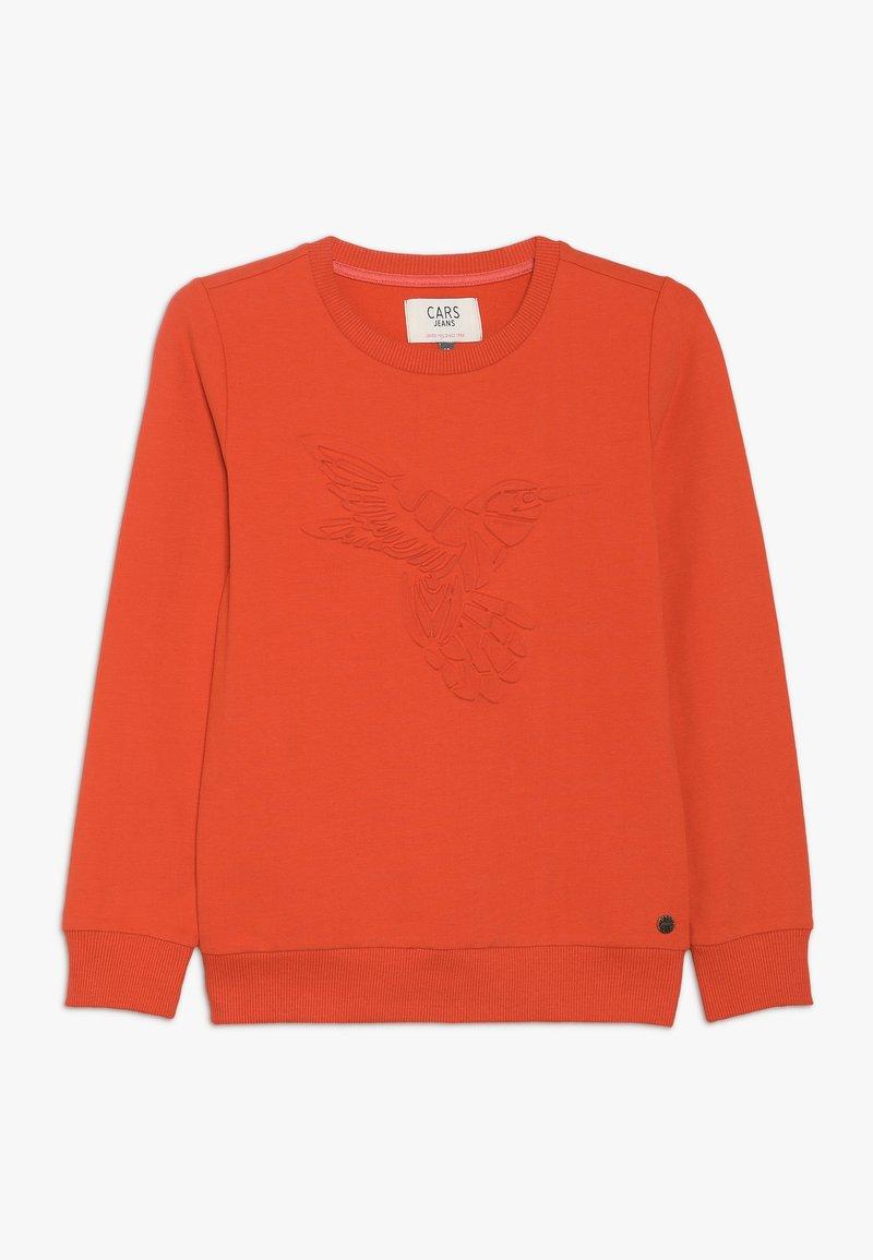 Cars Jeans - KIDS SHAY - Sweatshirts - orange